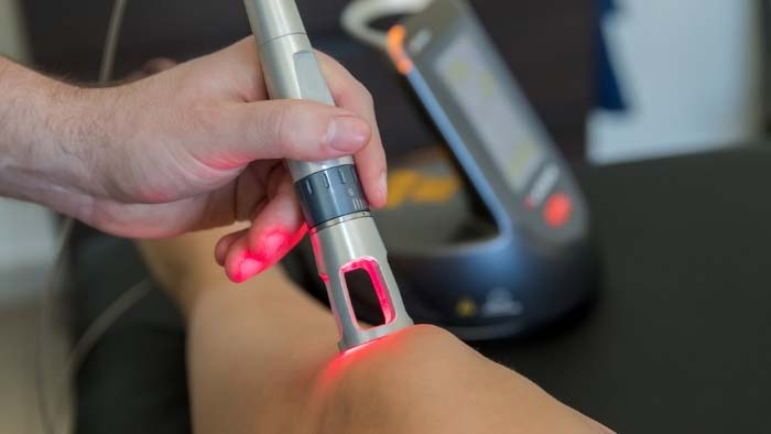 High Intensity Laser Therapy Physiotherapy Clinic in Dhaka