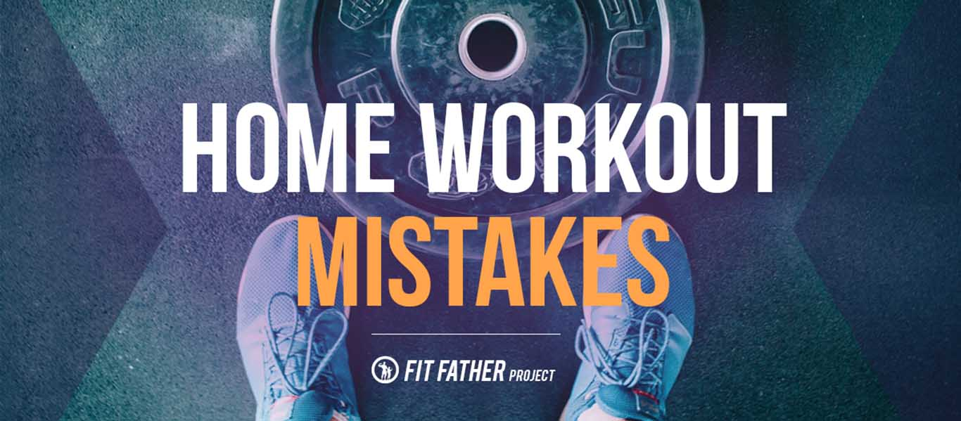 most common workout mistake